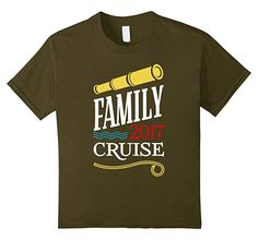 Amazon.com: Family Cruise 2017 T-Shirt / Group Vacation Gifts: Clothing