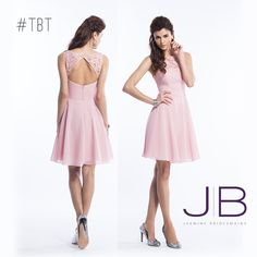 #TBT to one of the cutest bridesmaids styles ever designed, JASMINE Bridesmaids style P156052K from Fall 2013.  Read about why everyone loves this adorably perfect dress!