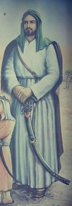 تشبيه للامام علي (عليه السلام)