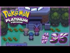 Pokemon Platinum Walkthrough Part 35: Team Galactic Chase! (+playlist)