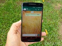Como configurar texto em negrito e itálico no WhatsApp do Android