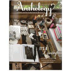 Anthology Magazine, volume 8, $12