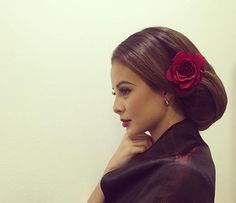 Hair Color, Roses, Hair Beauty, Music, Headbands, Hair Styles, Instagram Posts, Fashion, Haircolor