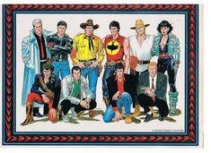 Nostalgia Pura... Zagor e Tex
