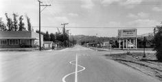 Browning Ave. at Irvine Blvd., Tustin, circa 1960 | Flickr - Photo Sharing!