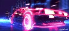 If this video doesn't get you going, you're dead inside and we can't be friends. Florian Renner made this short animation, Retrowave, as an ode to the style of the 1980's. It basically combines the worlds of Back to the Future and Tron by turning the DeLorean into a Light Cycle on The Grid.