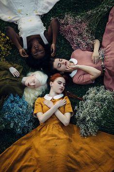 We Bloom. Campaign for Son de Flor dresses Show Beauty, Create Photo, Linen Dresses, Portrait Photographers, Portraits, Summer Collection, Spring, Art Photography, Panning Photography