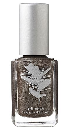 Priti NYC. All natural nail polish line.