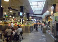 """Grand Central Public Market Downtown Los Angeles  """"Nowhere else in Los Angeles today can you taste the richness of yesterday. The landmark Grand Central Market dates back to 1917, when well to do Angelenos rode the Angels Flight Railway for a penn..."""