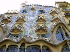 Morten Frost - Gaudi- Casa Batllo