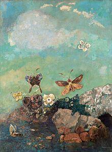 Odilon Redon - Wikipedia, the free encyclopedia