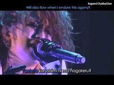 the GazettE - Without a Trace (Eng+Rom Sub)