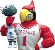 Final Four: Kentucky Wildcats + Louisville Cardinals = Basketball Armageddon