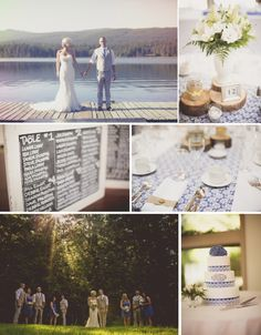 Rustic Outdoor Whonnock Lake Wedding | Vancouver Wedding PlannerWedding Planning Vancouver | Kailey Michelle Events