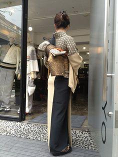 SHITO HISAYO (紫藤尚代)の着物