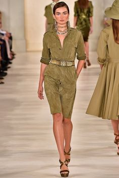 Ralph Lauren Lente/Zomer 2015 (16)  - Shows - Fashion