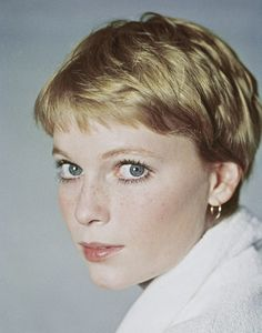 Mia Farrow's pixie.  Not for everyone, but she pulls it off.