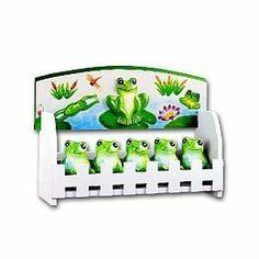 Charming Frog Kitchen Deor   Frog Kitchen Decor Spice Rack