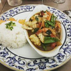 Thai food lana in north France