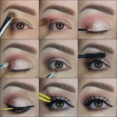15 Fabulous Step By Step Makeup Tutorials You Would Love To Try: