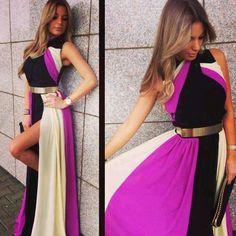 #glamorous #sexy #fushia #gold