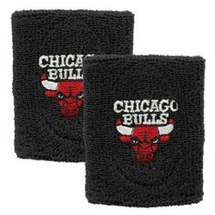 NBA Chicago Bulls Black Team Logo Wristbands by For Bare Feet. Save 1 Off!. $8.95. Quality embroidery. Team colors and logo. Two pieces. 80% Cotton/10% Nylon/10% Rubber. Imported. Chicago Bulls Black Team Logo Wristbands80% Cotton/10% Nylon/10% RubberTwo piecesTeam colors and logoQuality embroideryImportedOfficially licensed NBA productQuality embroideryTwo piecesTeam colors and logoImported80% Cotton/10% Nylon/10% RubberOfficially licensed NBA product