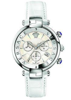 Reloj Versus Versace blanco para mujer en oferta  #relojmujer