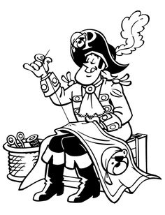 Piet Pirate Sewing Up Pirate Flag Coloring Pages : Bulk Color Pirate Coloring Pages, Flag Coloring Pages, Animal Coloring Pages, Coloring Pages For Kids, Coloring Books, Preschool Pirate Theme, Pirate Activities, Fathers Day Coloring Page, Pirate Crafts