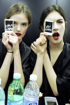 Pictures | #sisters #backstage