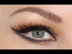 How to create those sexy Sophia Loren Cat Eyes? check out this tutorial! MAKE-UP TUTORIAL - SOPHIA LOREN