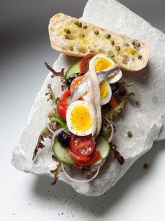 Beautiful food styling by Susan Spungen.
