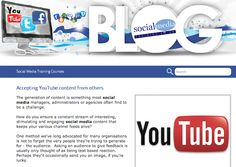 Want to find an easy way of getting visitors to send you video content of a visit to your venue, on their travels or using your product?  YouTube Direct is a fantastic option and we've looked at it in this blog article - http://www.social-media-training.co.uk/blog/post/Accepting+YouTube+content+from+others-169 #socialmedia #yt