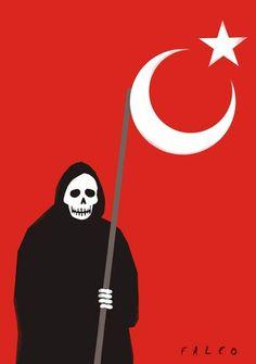 Alex Falcó Chang (2016-01-14) attentat Istanbul.    Death in Turkey. Death in Turkey