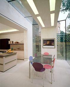 Private House, St Johns Wood, London - BB Partnership Ltd John Wood, Bb, Saints, London, Lighting, Table, House, Furniture, Home Decor