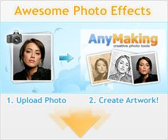 Anymaking :: Photo Edit , Nice & Fun Photo Effects.