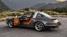 Porsche singer targa