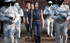 Katniss, Peeta, and Haymitch