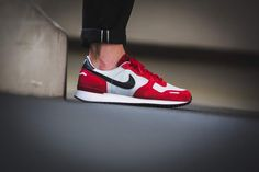 Nike - Air Vortex RECRAFTED (rot / weiß) - 903896-600