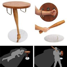 Best nightstand ever!!! burglar defense