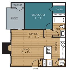 Staten  574 sq ft.  1 Bedroom · 1 Bath  Starting at $620 per month