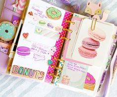 girly planner @thedollgab