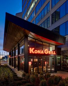Kona Grill - Baltimore/Where my husband and I had our first date <3