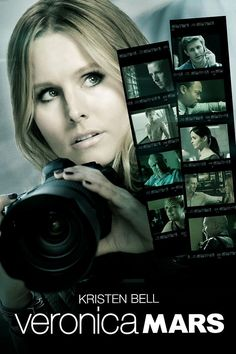 """""""The Veronica Mars Movie"""" I need to see this when I get done with all of the seasons."""