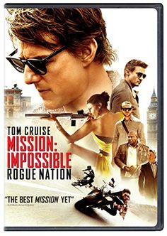 Mission: Impossible - Rogue Nation 12/22/2015