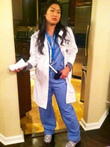 Work In The Medical Field Dress Up As A Member Of The