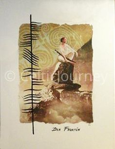 Apparently images of a person standing on top of a mountain and gold color are good images to use to attract new job or career boost....... The thing is I made my Good Fortune frame before I learnt this :)