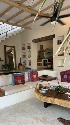 Dream Home Design, My Dream Home, Home Interior Design, Interior Architecture, Casas The Sims 4, Aesthetic Rooms, Decoration Design, Dream Rooms, House Rooms