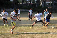 Graphic Era President Cup Football  Dehradun ,May 2, 2015.