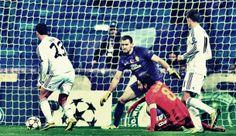 Şampiyonlar Ligi'ndeki temsilcimiz Galatasaray, Ronaldo'suz yedek ağırlıklı Real Madrid'e 4-1 mağlup oldu. Real Madrid maçın büyük bölümünü 10 kişi oynamasına rağmen temsilcimize 4 gol atmayı başardı. / Real Madrid Galatasaray maçı özeti (Video)