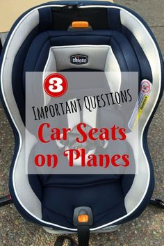 3 Questions to Ask Yourself Before Taking a Car Seat on a Plane - Traveling Mom